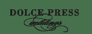 Dolce Press Weddings Logo