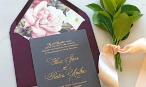 Alexander Wedding Suite - Closeup