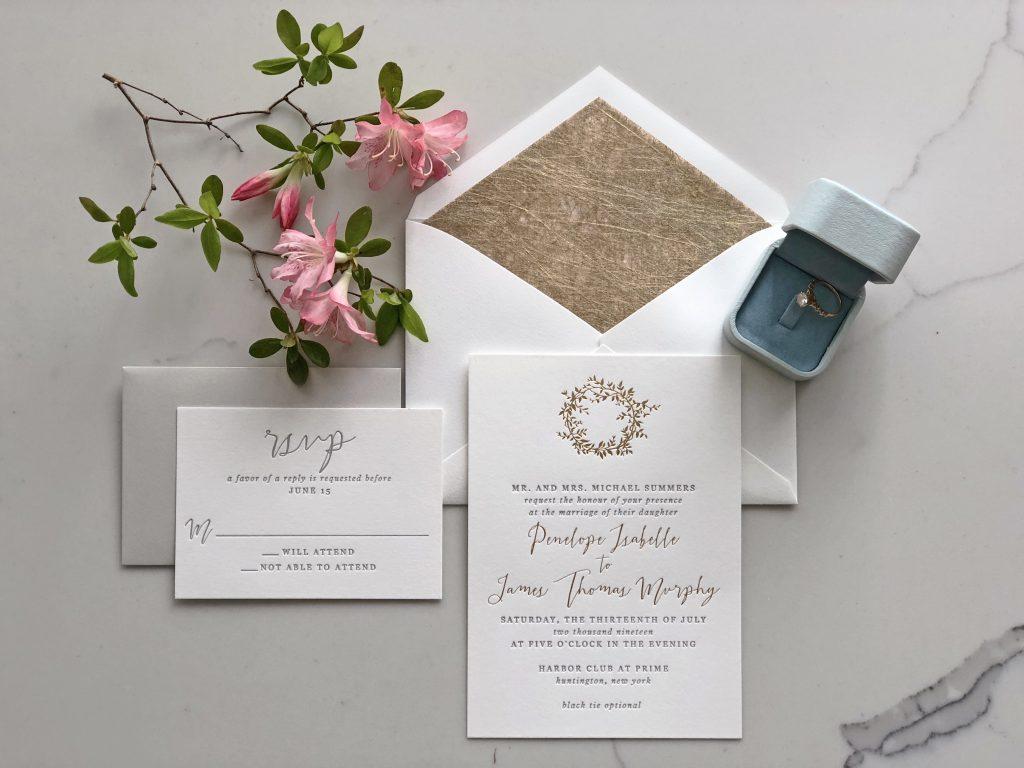 Ellington Wedding Suite
