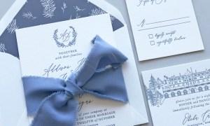Hadley Wedding Suite - Closeup
