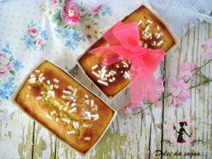 miniplumcake aromatizzati al limone