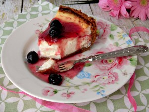 The original N.Y. Cheesecake