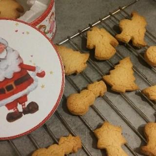 biscotti per babbo natale