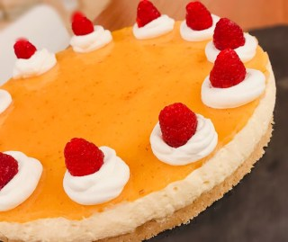 Cheesecake ai Cachi