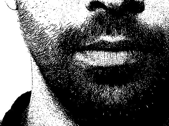 E se fosse proibido usar barba e bigode no trabalho?