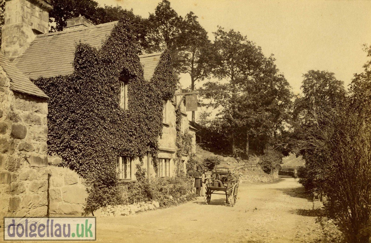 Tyn-y-Groes (1870s Albumen Photo)