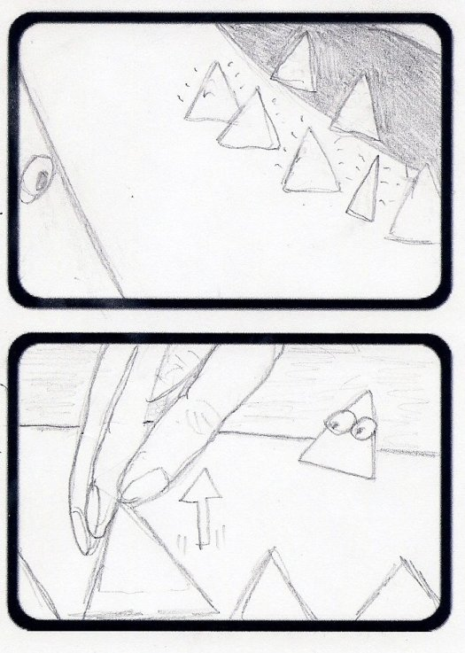 "Dorito Guru Contest: ""When Nacho Met Cheese"" Animation"