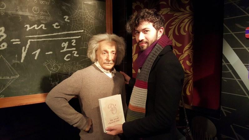 Albert Einstein | Madame Tussauds Berlin