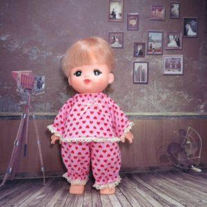 メルちゃんパジャマ