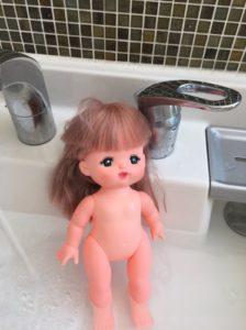 メルちゃん髪の毛シャンプー