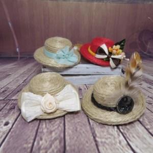 帽子クリップ