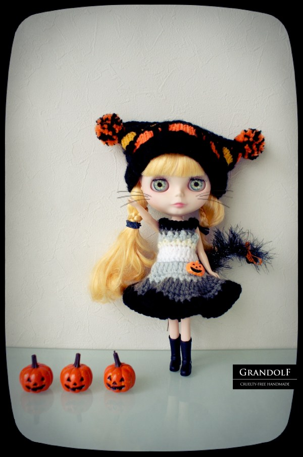 halloween2018 @Grandolf Dolls