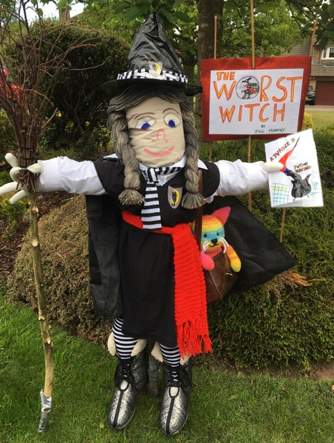 mildred worst witch