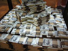 Stacks of Your Money