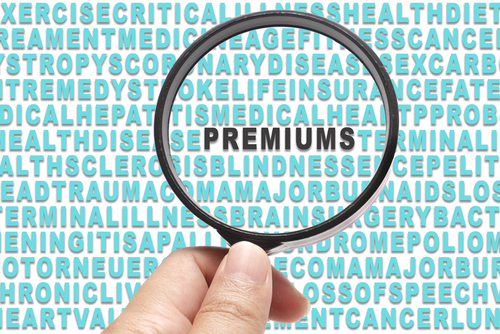Differences in Insurance Premiums