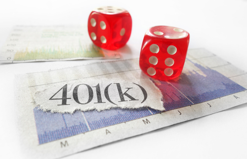 What Do I Control In My 401K Plan?