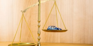 Auto Insurance required by law