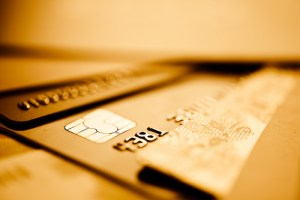 Credit scores and credit cards