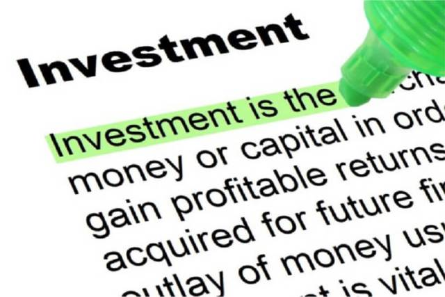 Defining how to become an investor