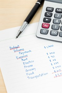 Money management and budgeting