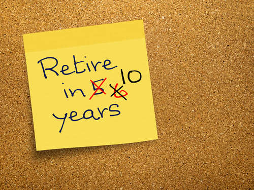 Postponing Retirement For The Wrong Reasons