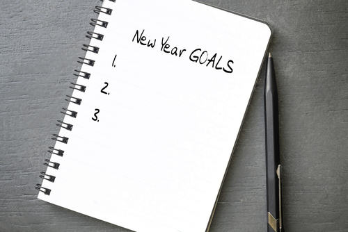 What's Your Financial New Years Resolution?