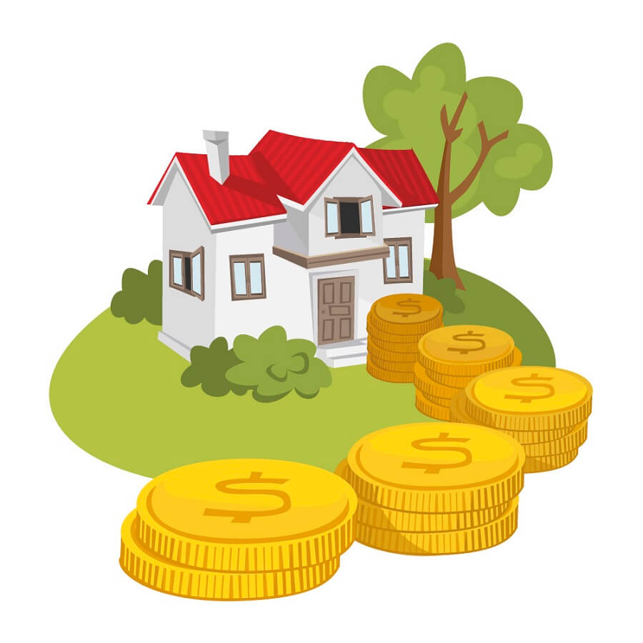 how does a reverse mortgage work with home equity