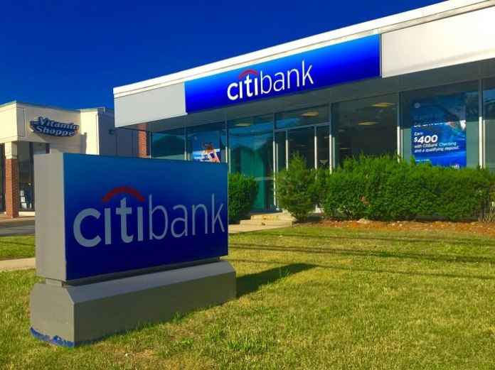 citibank company headquarters in stanford