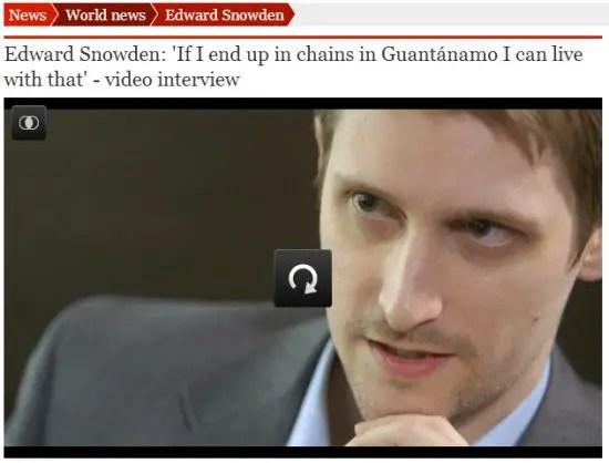 Snowden July 2014