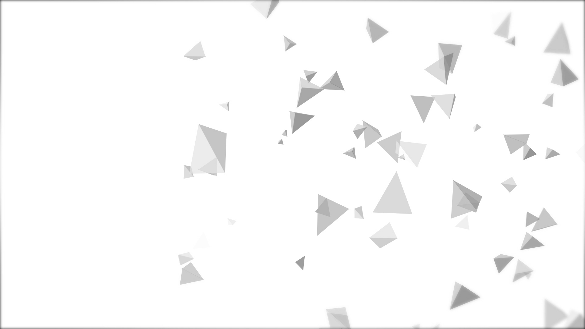 Royalty Free Video White Abstract Business Background