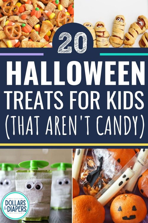 20 Non-Candy Halloween Treats for Kids