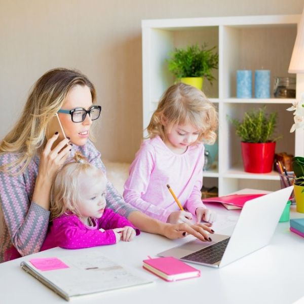 60 Real Ways To Be A Stay at Home Mom and Make Money