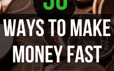 33 Ways to Make Money Fast and Easy