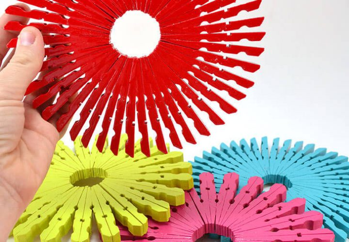 Dollar Store Crafts » Cool Craft Ideas from Dollar Store Finds