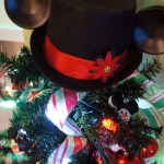 Mickey Top Hat Tree Topper