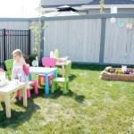 A Princess Garden Party