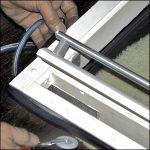 Dachfensterdichtung / Veluxfensterdichtung