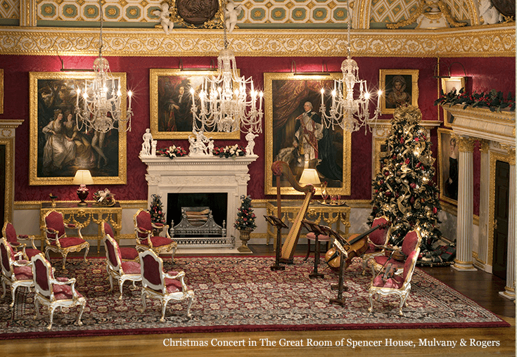 The Spencer House Dolls House Dollhouse Decorating