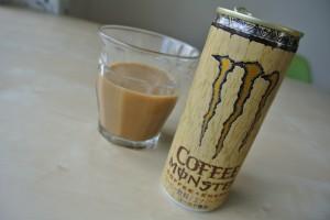 コーヒーなのにエナジードリンク「モンスターコーヒー」を飲んでみた