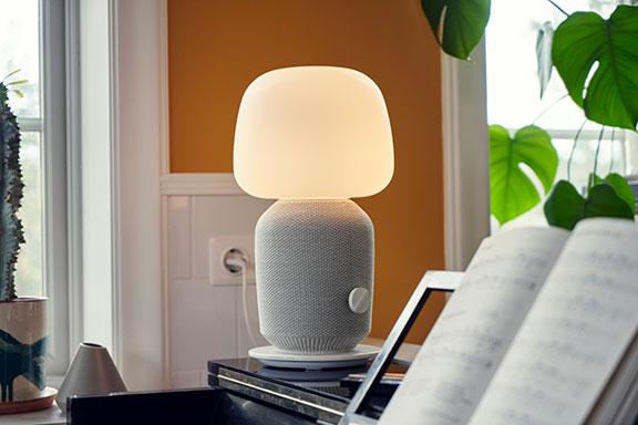 "IKEAがSONOSとコラボして本格的なワイヤレススピーカー""SYMFONISK""を発表"