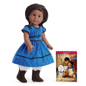 Addy stock photo doll