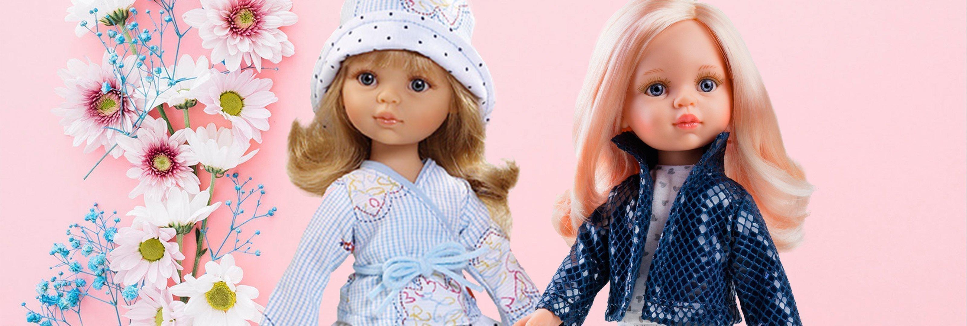 10 años de Las Amigas en Dolls and Dolls