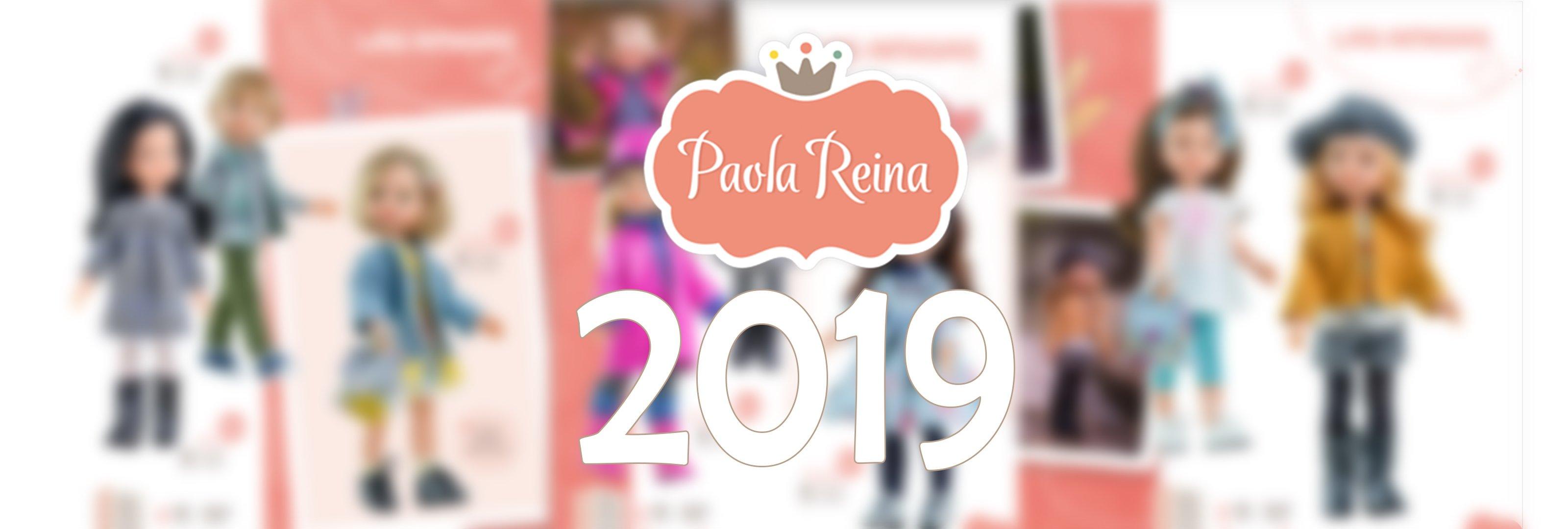 Nueva colección Las Amigas de Paola Reina 2019