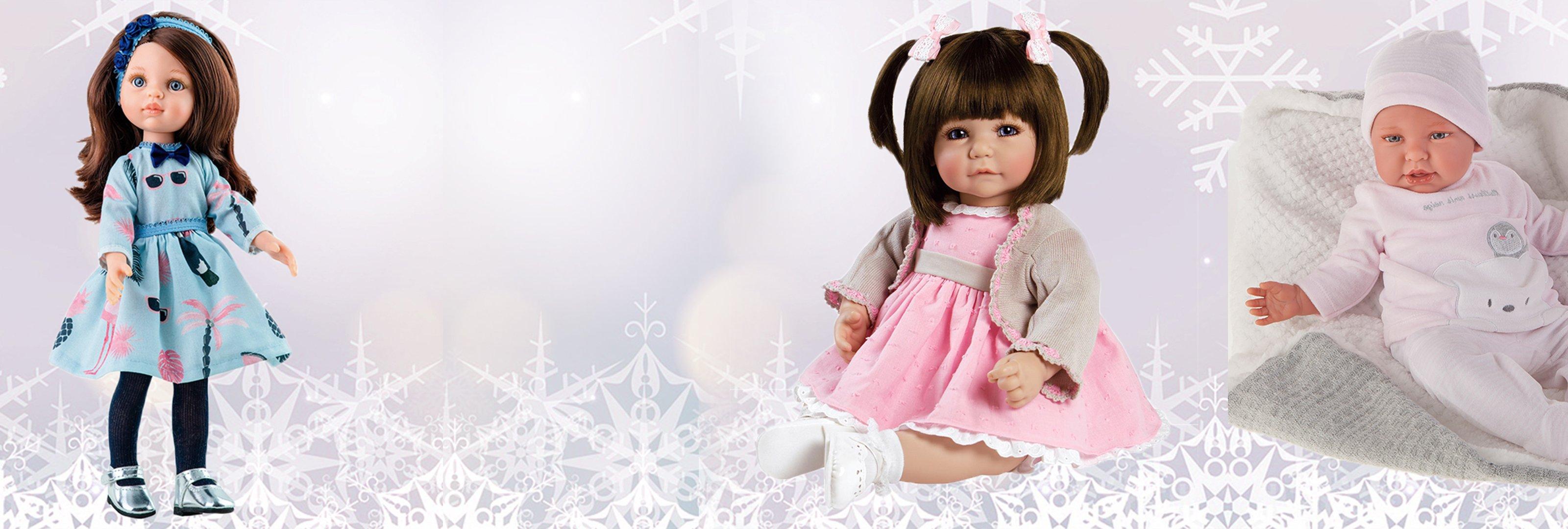 Las 5 muñecas que más se regalarán estas Navidades