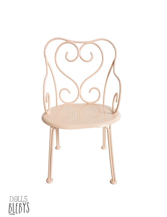 chaise de cafe maileg mobilier poupee