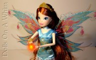 Winx Club Jakks Pacific Bloomix Bloom magic attack ball 2a