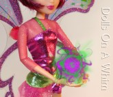 Jakks Pacific Winx Club Believix Tecna magic ball technology