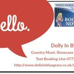 Dolly In Bluegrass