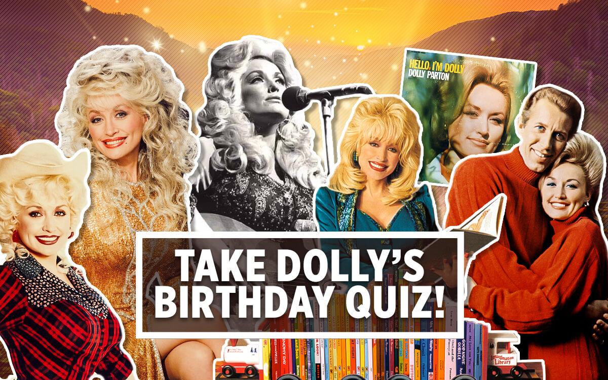 Happy Birthday Dolly It S Time To Celebrate Dolly Parton S Birthday