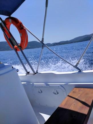 Watersports - Speedboating 2